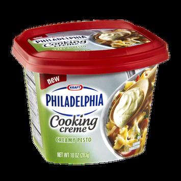 Philadelphia Creamy Pesto Cooking Creme
