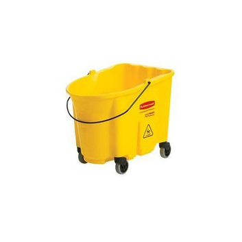 Rubbermaid Commercial 640-7570-88-Y 26-35Qt Brute Mop Bucket