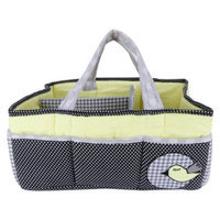 Trend Lab Diaper Storage Caddy - Pretty Bird by Lab