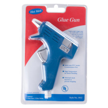 Sewing Patch Hot Glue Gun - assorted colors