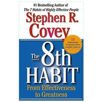 Simon Schuster The 8th Habit From Effectiveness to Greatness