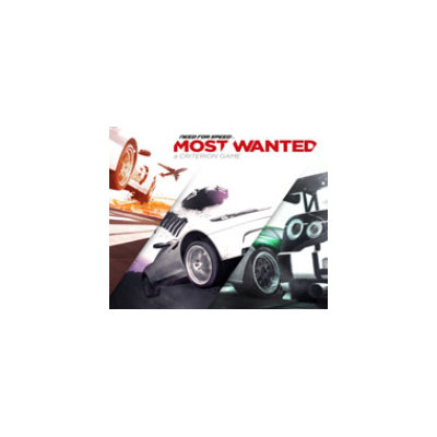 Electronic Arts Need for Speed Most Wanted Deluxe DLC Bundle