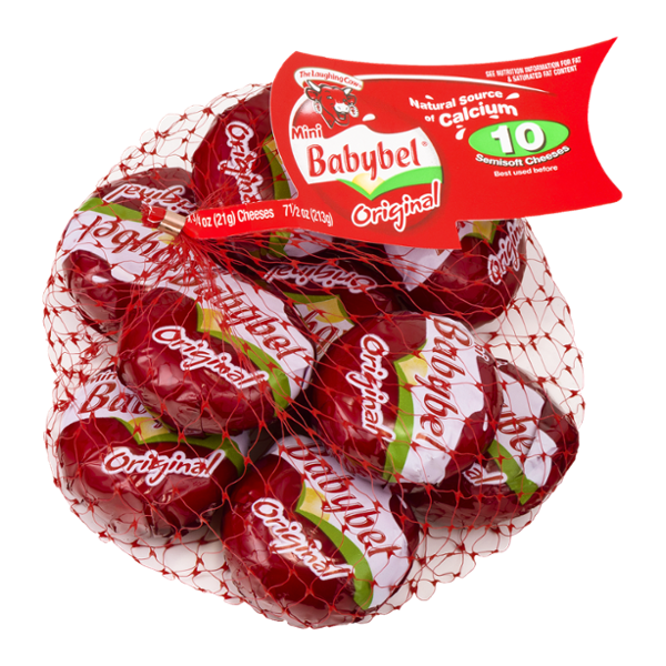 the laughing cow mini babybel original cheeses 10 ct reviews. Black Bedroom Furniture Sets. Home Design Ideas