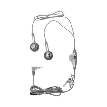 Wireless Solutions Stereo Earbud Headset For BlackBerry 8100 8100c 8800