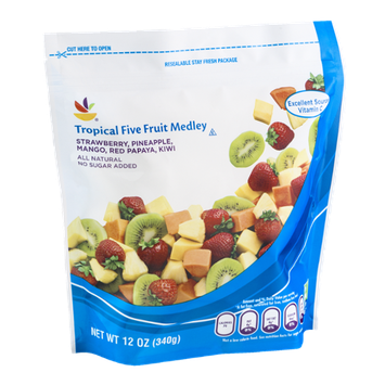 Ahold Tropical Five Fruit Medley