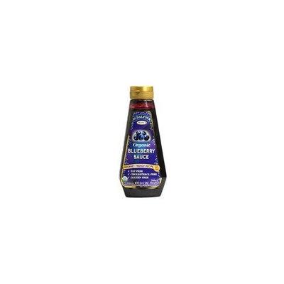 St Dalfour Organic Blueberry Sauce 10.6 oz Jar