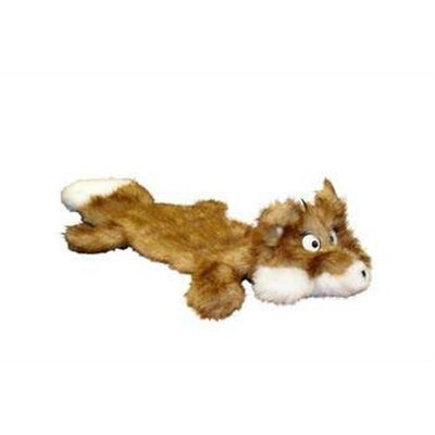 Kyjen Plush 6 by 29 Inch Long Body Real Animal Squeaker Mat