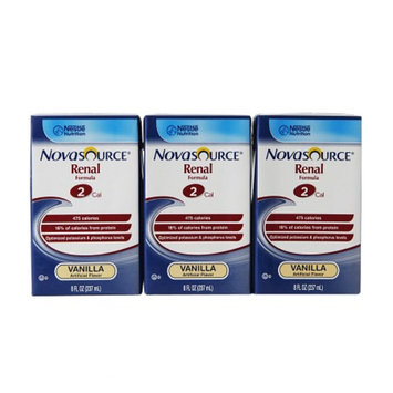 NOVASOURCE Renal Specialized Nutritional Support