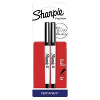 Sanford Sharpie 2ct Black Ultra Fine tip Permanent Marker