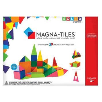 Magna-Tiles Solid Colors 56 Piece Set