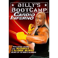 Anchor Bay/starz Billy Blanks: Billy's BootCamp - Cardio Inferno - DVD