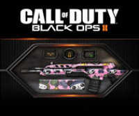 Activision Inc. Call of Duty Black Ops II: Kawaii Pack - Playstation 3