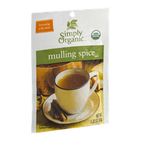 Simply Organic Mulling Spice Mix