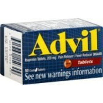 Advil 200mg, 100+50 Free Coated Tablets