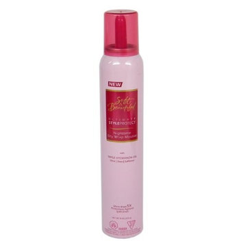 Soft & Beautiful Soft and Beautiful StyleProtect Night Time Dry Wrap Mousse -- 8 oz.