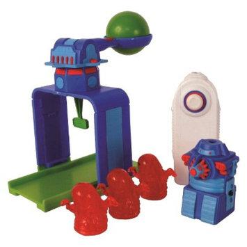 Zibits Action Defense Orb Catapult Remote Control Robot Set