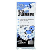 Acurel LLC Filter Drawstring Lifeguard Media Bag, 3-Inch by 8-Inch