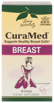 Europharma Terry Naturally CuraMed Breast EuroPharma (Terry Naturally) 60 Softgel