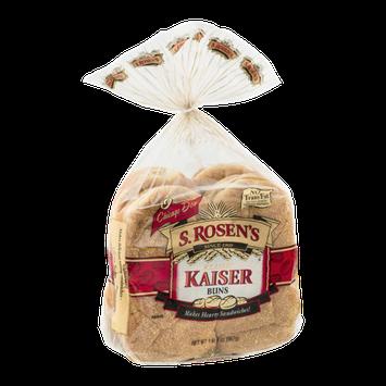 S. Rosen's Klassic Kaiser Buns - 8 CT
