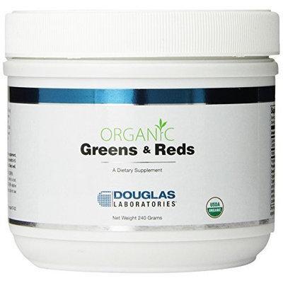 Douglas Labs Douglas Laboratories ® - Organic Greens & Reds Powder - 240 Grams