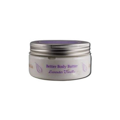 Organic Bath Co. Organic Bath Company Better Body Butter 8 oz, Pomegranate Fig