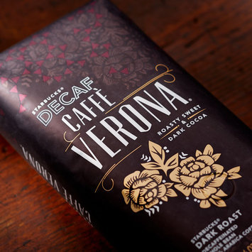 Decaf Caff? Verona Starbucks
