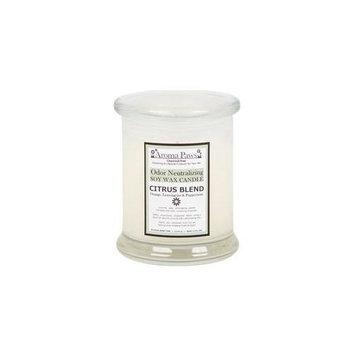 Aroma Paws 202 - Odor Candle - Citrus - 12 Oz