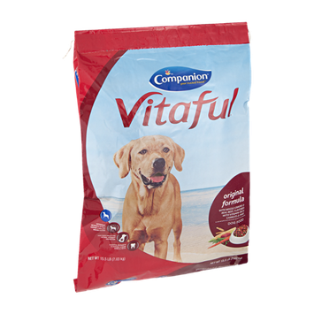 Companion Vitaful Dog Food Original Formula