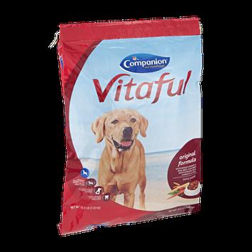 Companion Vitaful Dog Food Original Formula