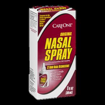 CareOne Nasal Spray Original 12 Hour Nasal Decongestant
