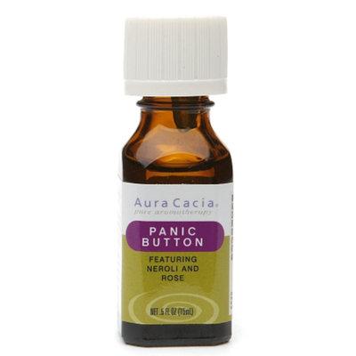 Aura Cacia Pure Aromatherapy Essential OilPanic Button