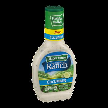 Hidden Valley Ranch Dressing Cucumber
