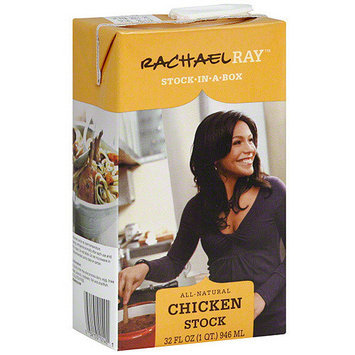 Rachel Ray Rachael Ray Stock-In-A-Box All Natural Chicken Stock, 32 oz (Pack of 12)