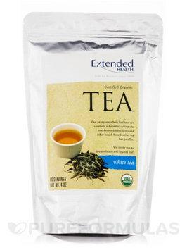 Extended Health White Tea Organic loose 4oz