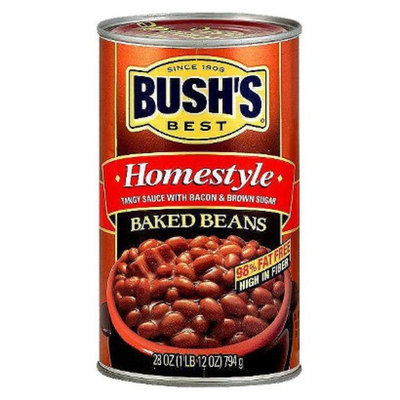 BUSH'S Bush's Homestyle Baked Beans 28-oz.