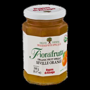Fiordifrutta Organic Fruit Spread Seville Orange