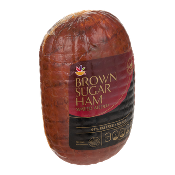 Ahold Brown Sugar Ham Water Added