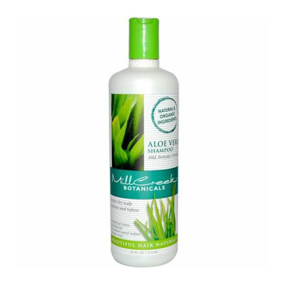 MILL CREEK ENTERTAINMENT Mill Creek Botanicals Shampoo Aloe Vera 16 fl oz