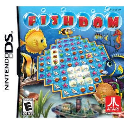 Atari Fishdom (Nintendo DS)