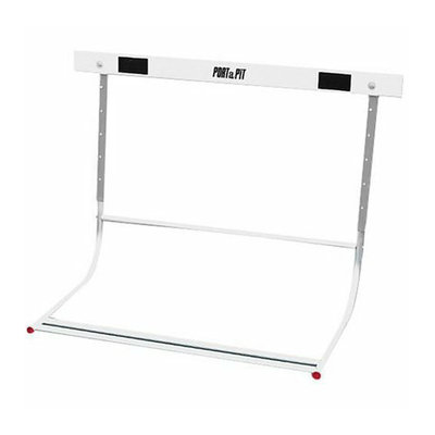 Sport Supply Group Inc Silver PortaPit HS Steel Hurdle