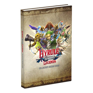 Prima Publishing Hyrule Warriors: Legends Collectors Edition Guide Book [BK]