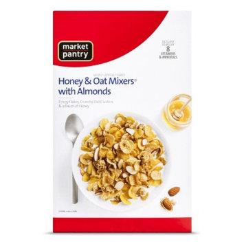 market pantry Market Pantry Cereal Honey Oat Mix Almond 18oz