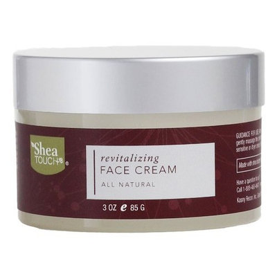 Shea Touch - Revitalizing Face Cream (3 Oz)