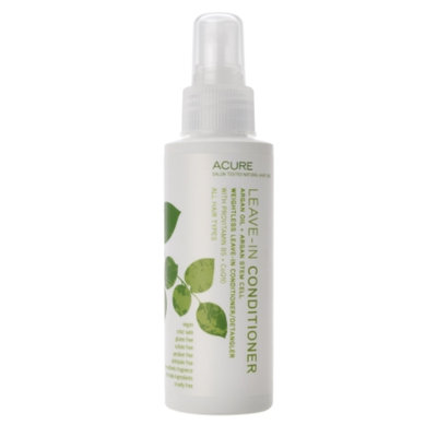 Acure Leave-In Conditioner