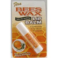 Fira Beeswax Naturally Soothing Lip Balm Orange