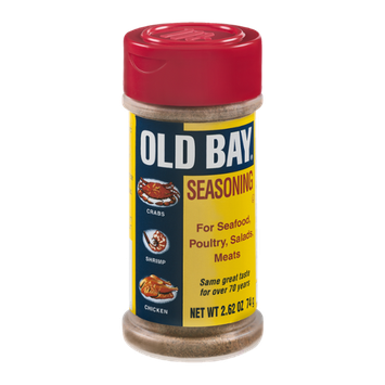 Old Bay Seasoning for Seafood, Poultry, Salads and Meats