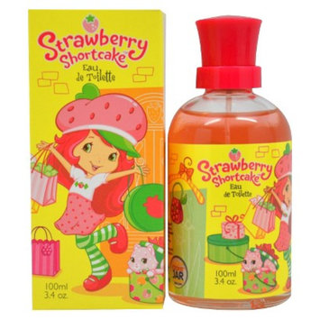 Kid's Strawberry Shortcake by Marmol & Son Eau de Toilette Spray - 3.