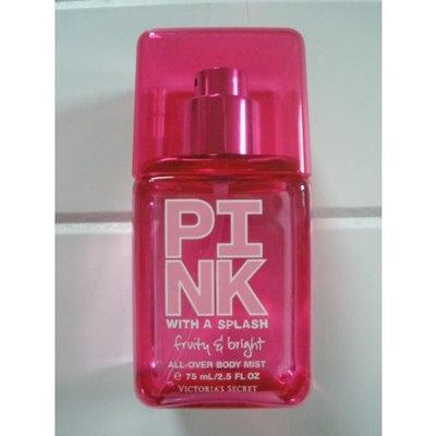 Victoria's Secret Victoria's Sercet Pink Fruit and Bright All Over Body Mist 2.5 Fl Oz, 75 Ml