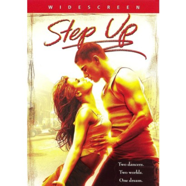 Buena Vista Step Up [dvd/ws 2.35/dd 5.1/fr-both/sp-sub] (buena Vista Home Video)