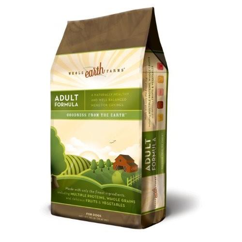 Merrick Whole Earth Farms Adult Dry Dog Food, 35-Pound Bag